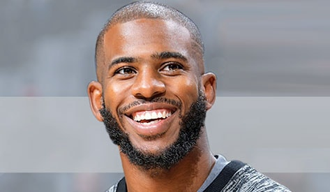 Chris Paul Assil Eye Institute LASIK Patient
