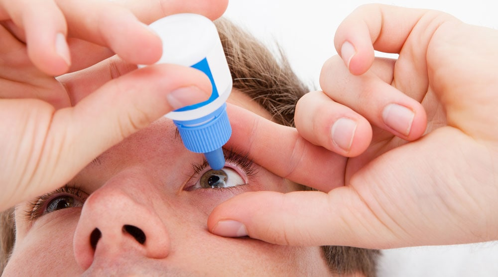New Eye Drop for Dry Eye