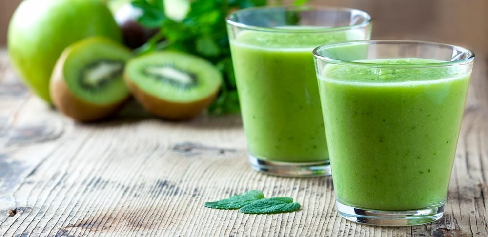 Smoothies for Healthy Eyes