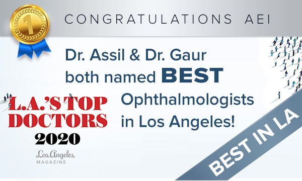 Top Ophthalmologist Los Angeles, Dr. Guar Dr Assil, Assil Eye Institute
