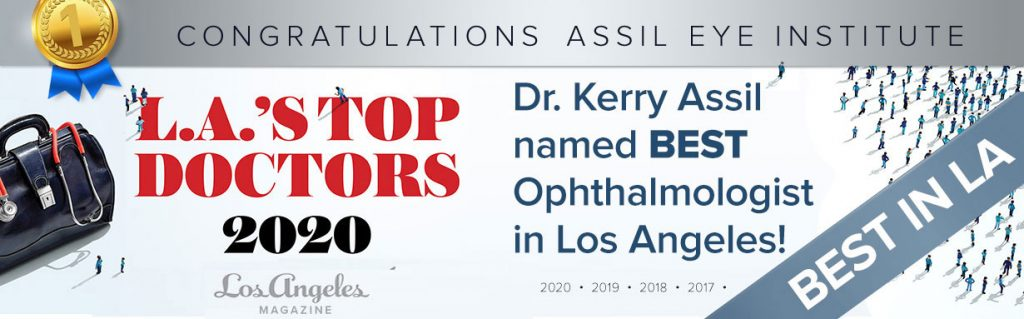 Dr Kerry Assil, Best Ophthalmologist Los Angeles Magazine