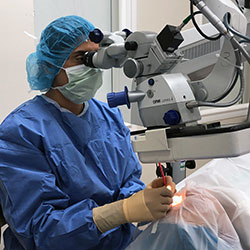 MIGS, minimally invasive glaucoma surgery, Assil Eye Institute Los Angeles